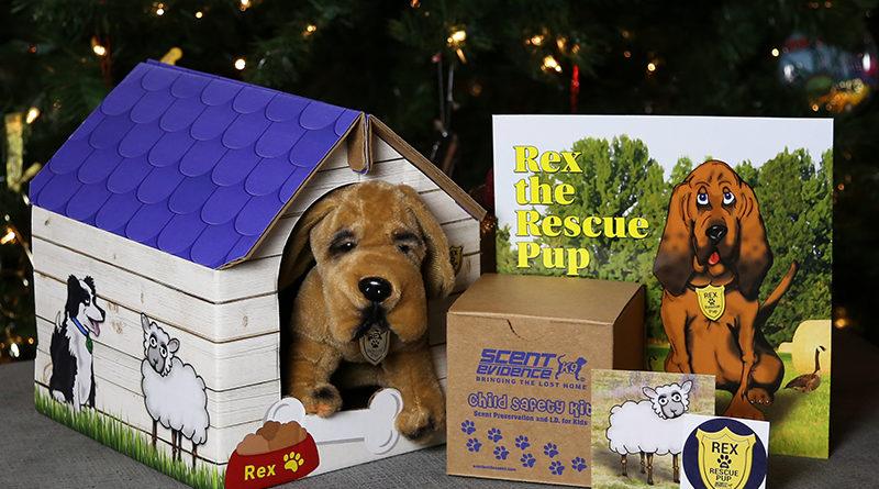 Rex the Rescue Pup Pak