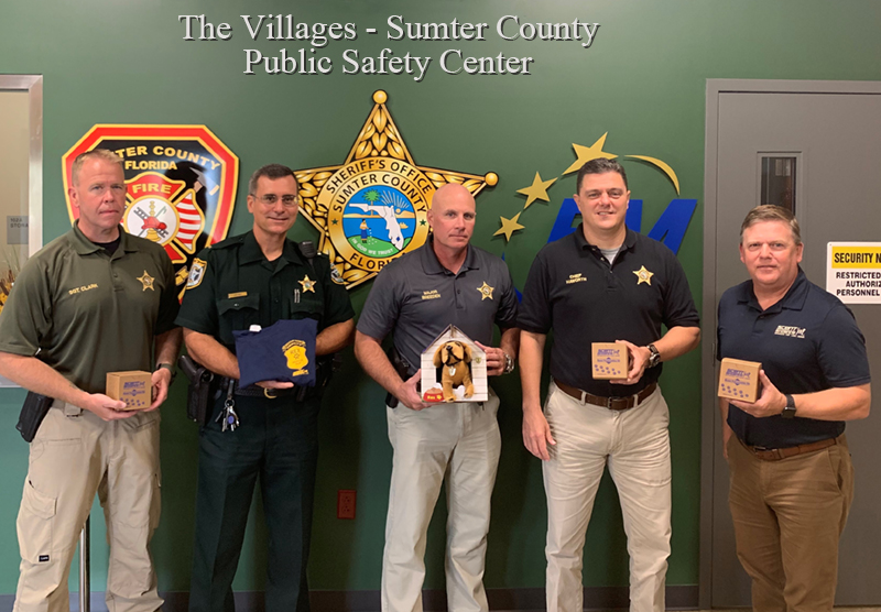 Bringing The Lost Home Project Scent Kits Sumter County Sheriff's Office