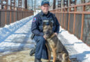 WCSO Dep Eric Pearson and K9 Chico