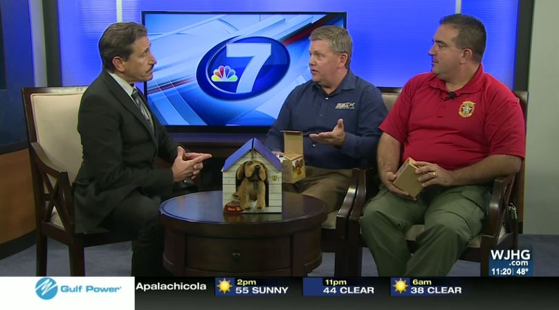 Bay County Scent Kit Program Interview