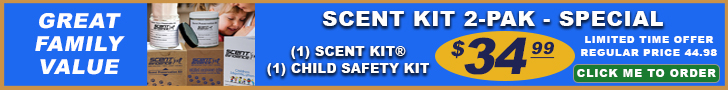 Scent Kit 2-Pak Special 34.99