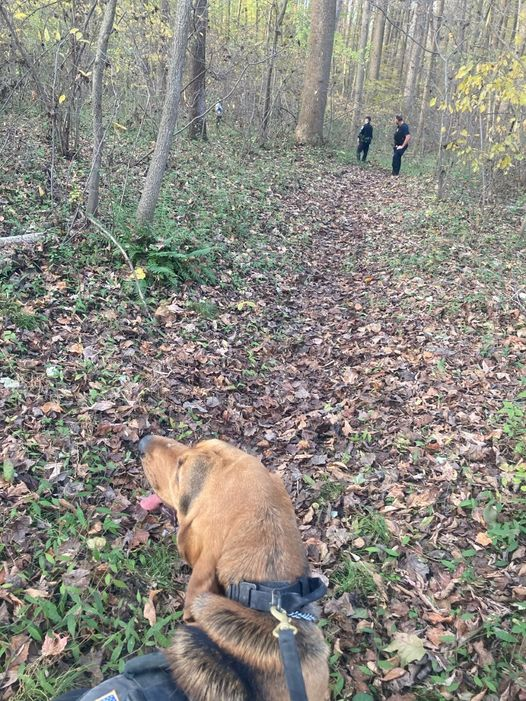 Bowie PD K9 Team Finds Missing Girl