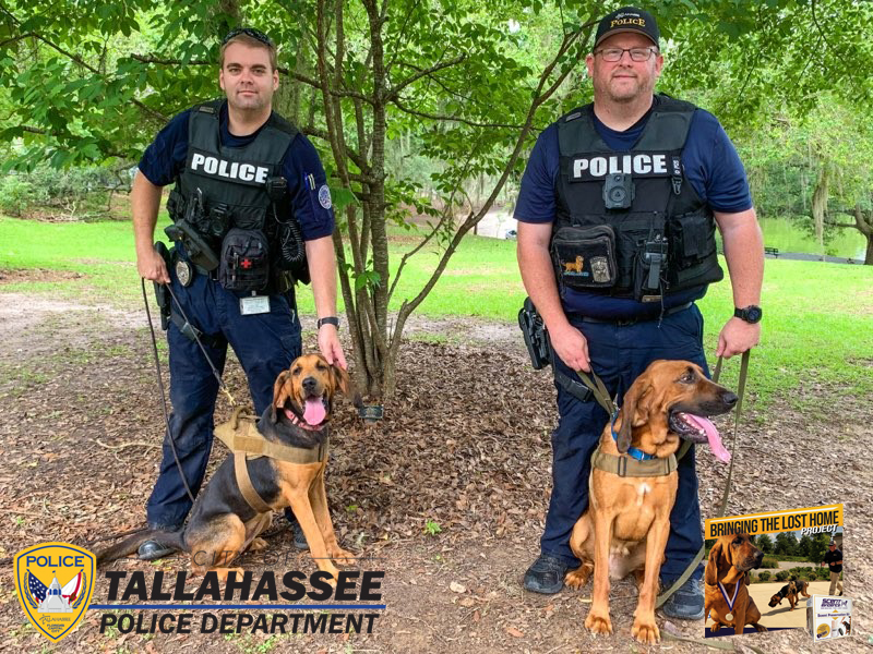 Tallahassee Police Dept. Special Victims K9 Unit