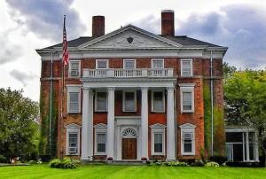 Barnes_Mansion in Summer