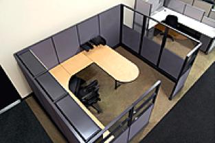 remanufactured level desks