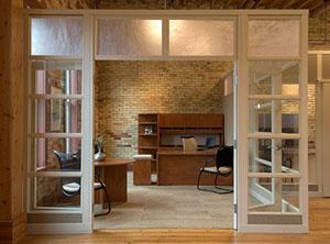 Floor-To-Ceiling Dividers