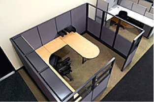 Remanufactured Level Workstations for sale