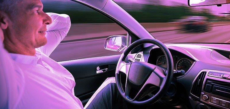 Carros autonomos com Internet of things