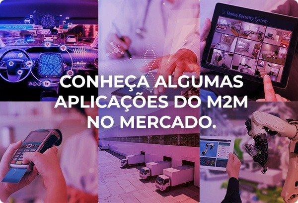 Aplicação M2M por Segmento