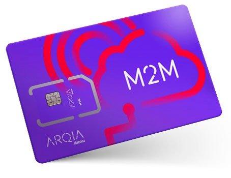 Cartão SMS Iot Arqia - 01