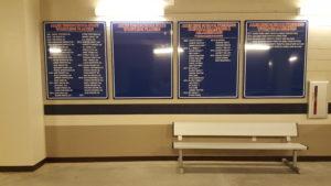 Gymnasium & Stadium Signage