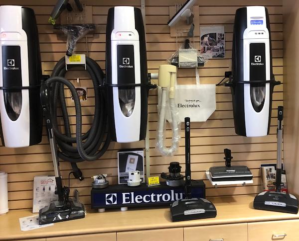 Electrolux sales