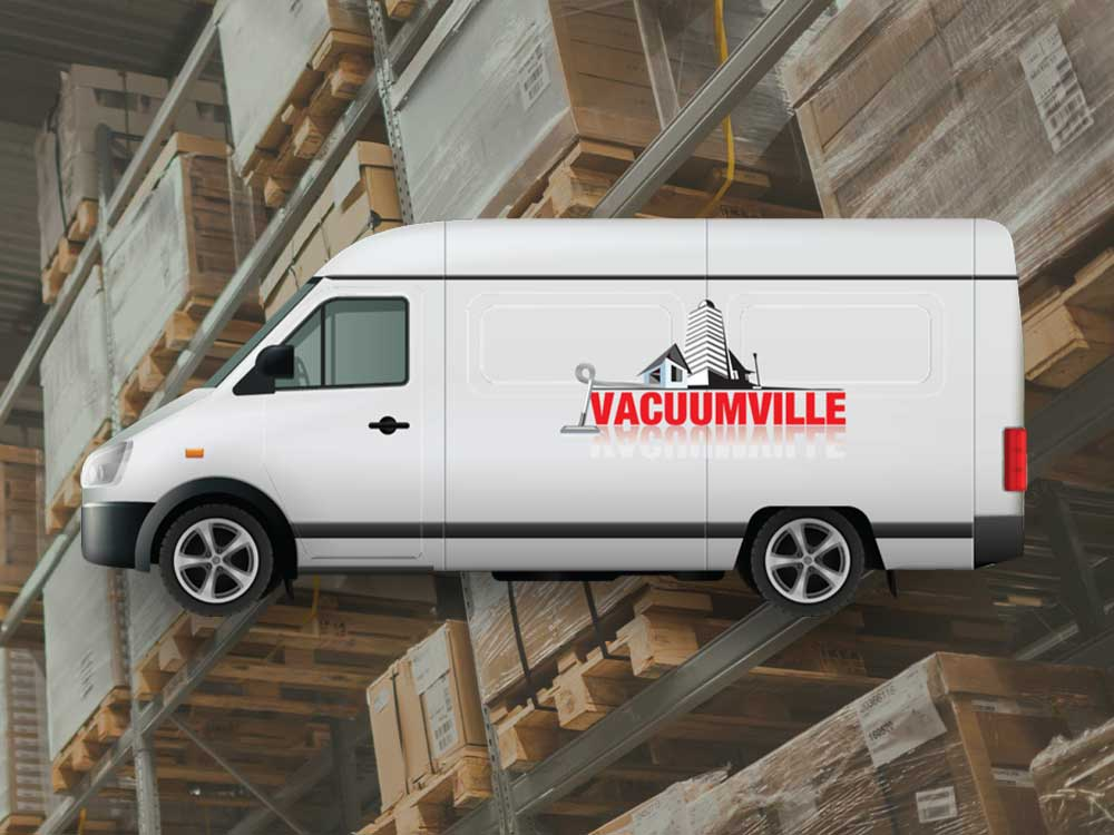 Central Vacuum Pickup & Delivery