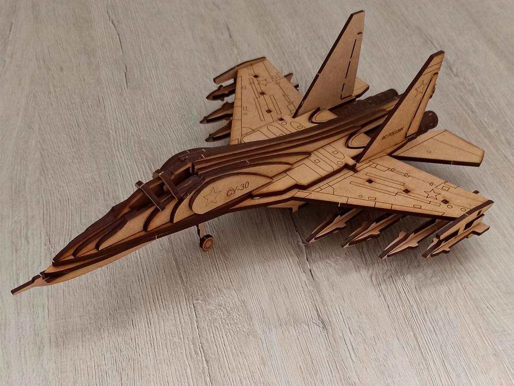 avion armable mdf
