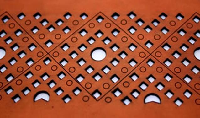 corte laser geometrias