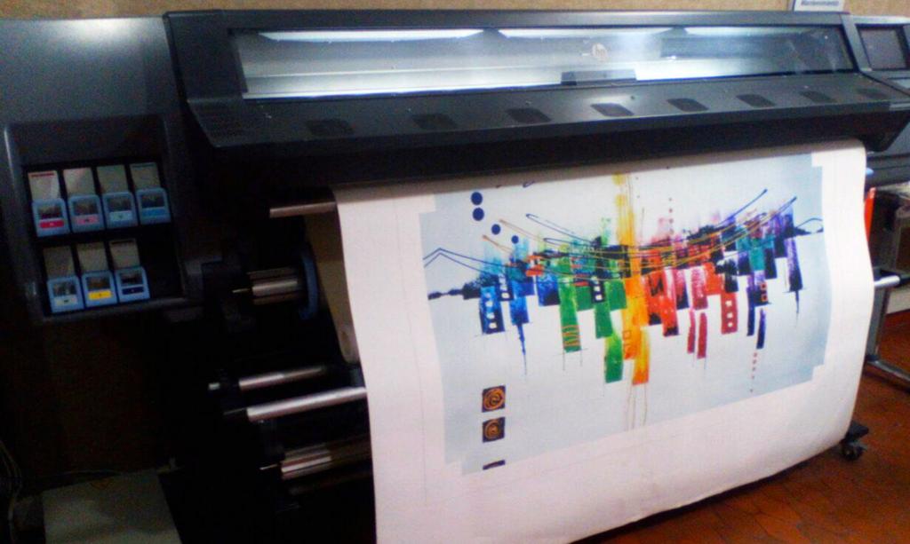 impresion con tintas latex