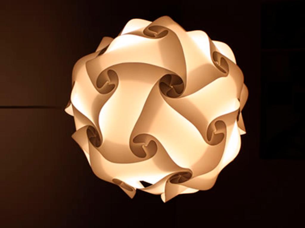 lámpara para salón