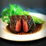 Marie Livingston's Steakhouse steak