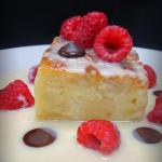 Marie Livingston's Steakhouse dessert