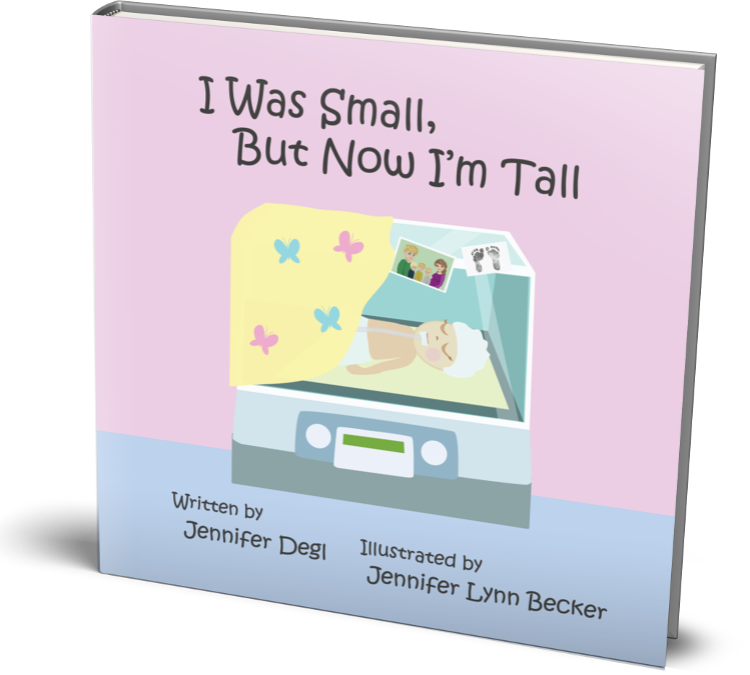 I Was Small, But Now I'm Tall is Now Available!