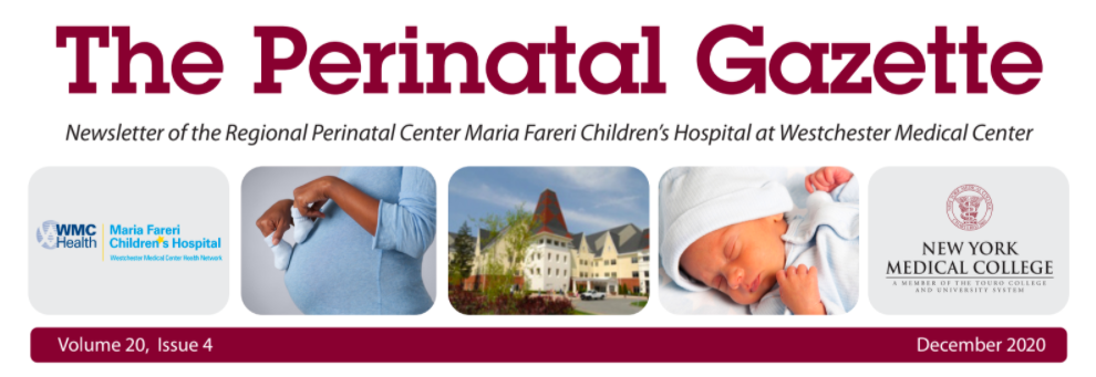 The Perinatal Gazette