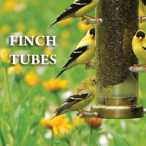Finch Tubes - Quick-Clean