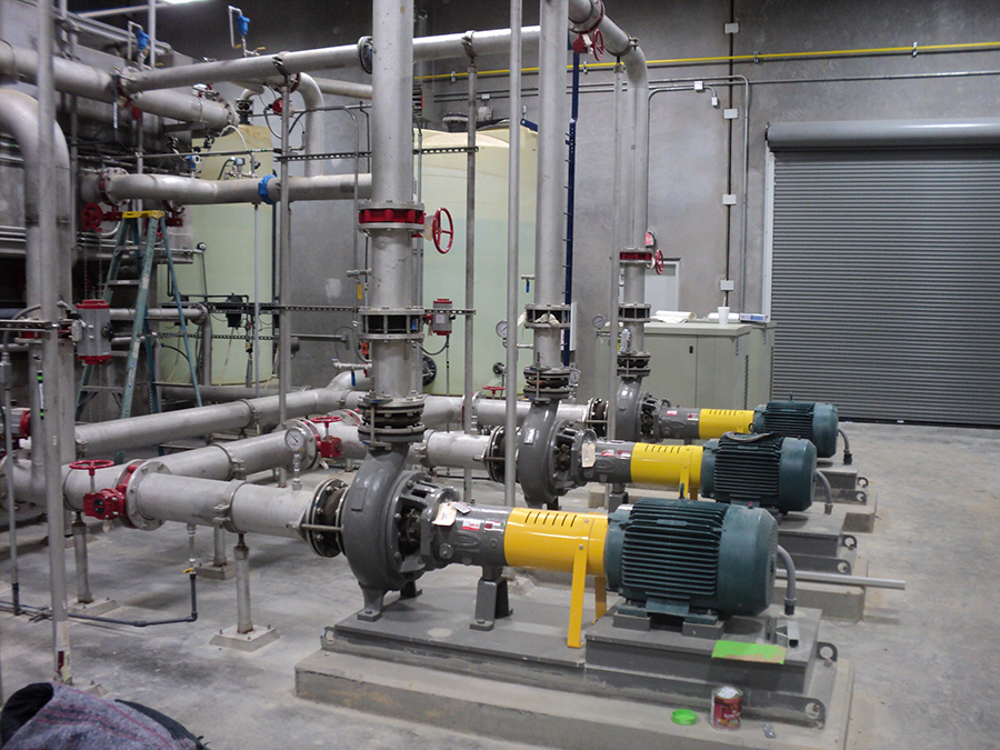 City of Albany Water Treatment Plant