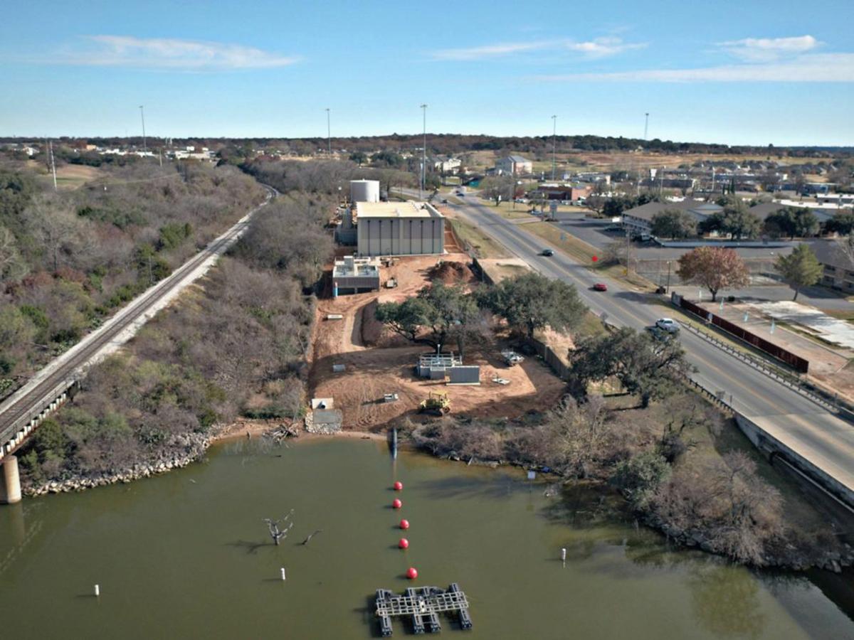 City of Granbury Water Treatment Plant