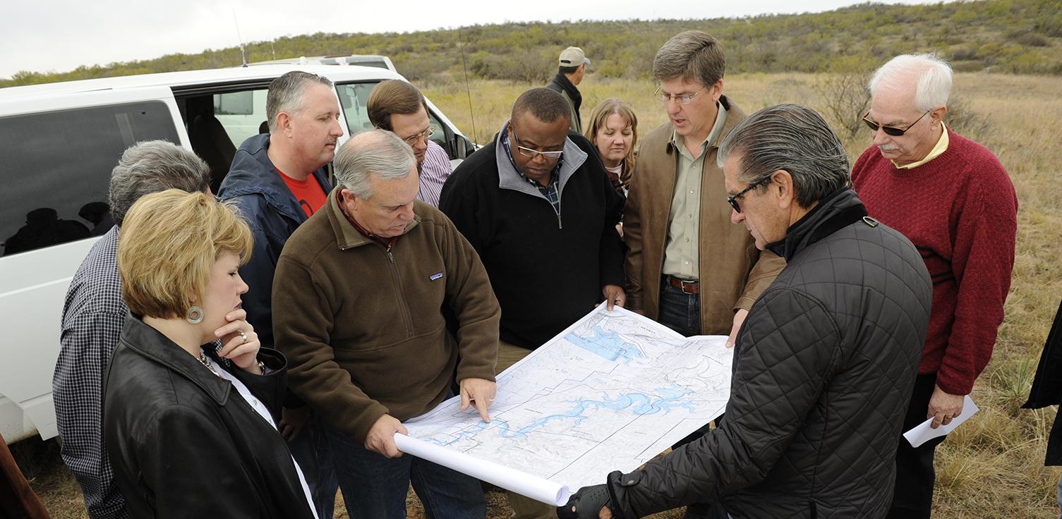 Abilene Water Management Strategies