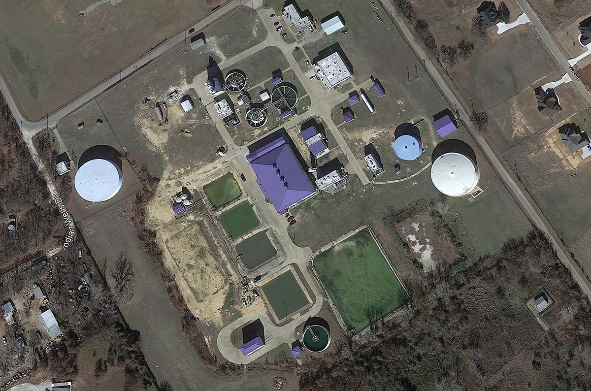 BRPUA Water Treatment Plant