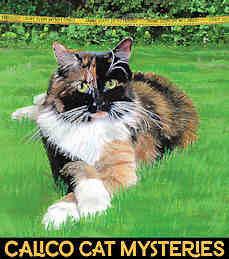 Calico Cat Mysteries Logo
