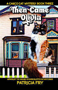 Then Came Olivia book cover