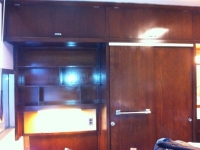 Built in Dorm furniture - After