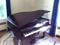 Baby Grand Piano - After