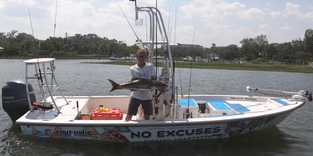 5-28-2019 NX Charters – Surf City, Topsail Island, Wrightsville & Carolina Beach Fishing Report 2