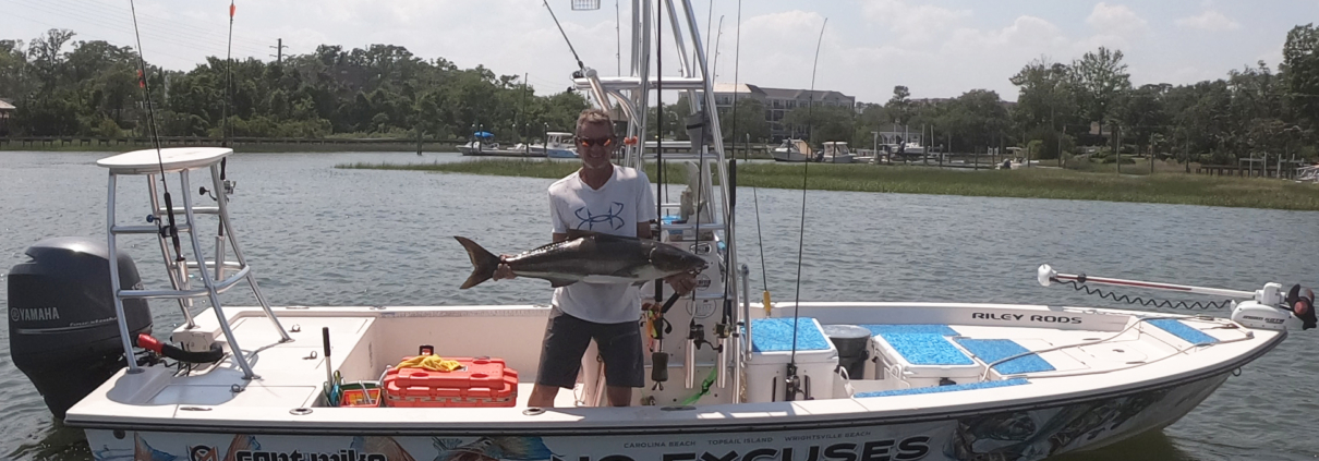 5-28-2019 NX Charters – Surf City, Topsail Island, Wrightsville & Carolina Beach Fishing Report 1