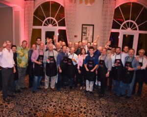 The 7th Annual Men Who Cook - 2018