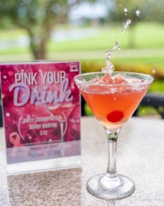 Pink Your Drink - Mizner Country Club