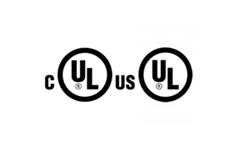 C UL listed & UL certified