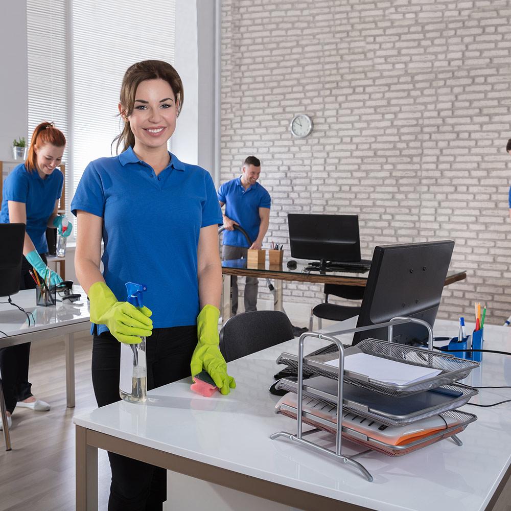 janitor staff