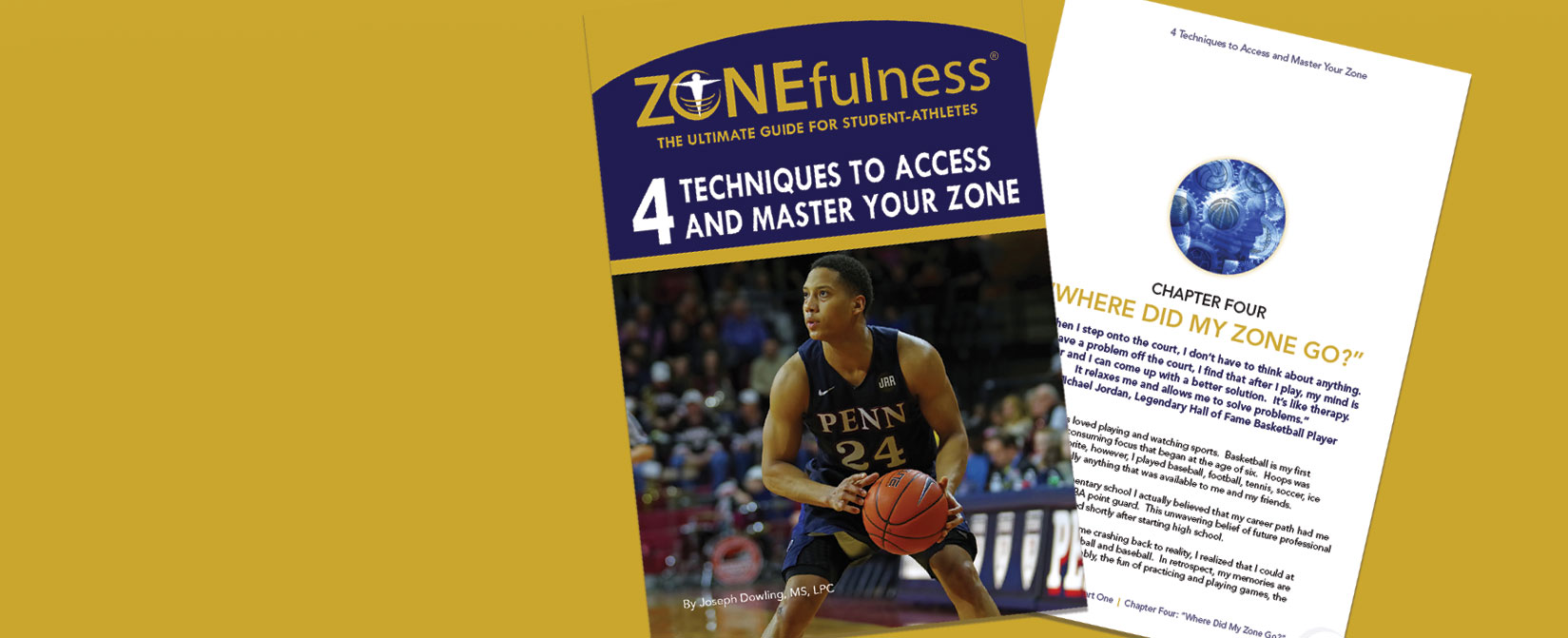 ZONEfulness®: The Ultimate Guide for Student-Athletes Book