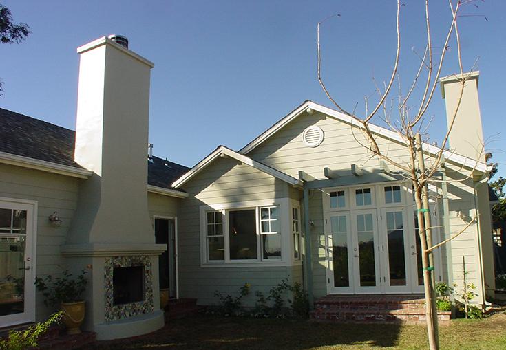 Paton Residence, La Cañada CA