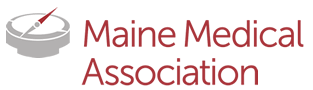 Maine Medical Association logo.