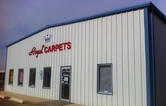 ROYAL FLOORING & CARPETS LLC DBA ROYAL CARPETS & SERVICE