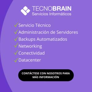 Servicios Tecnobrain