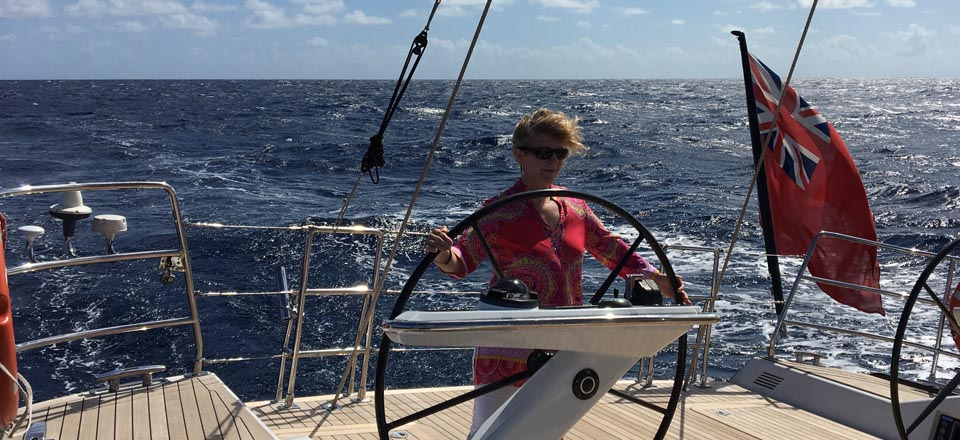 A Yacht of the Month – Thalima