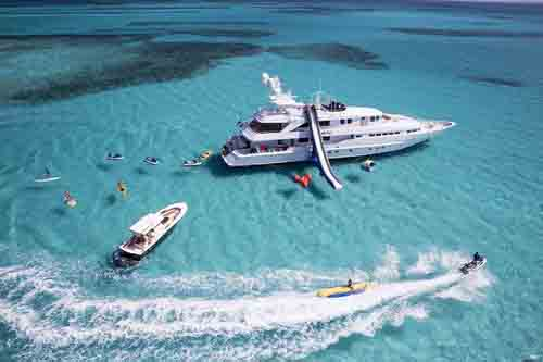 At Last motor yacht