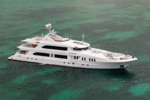 motor yacht Just Enough