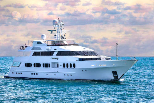 motor yacht never enough