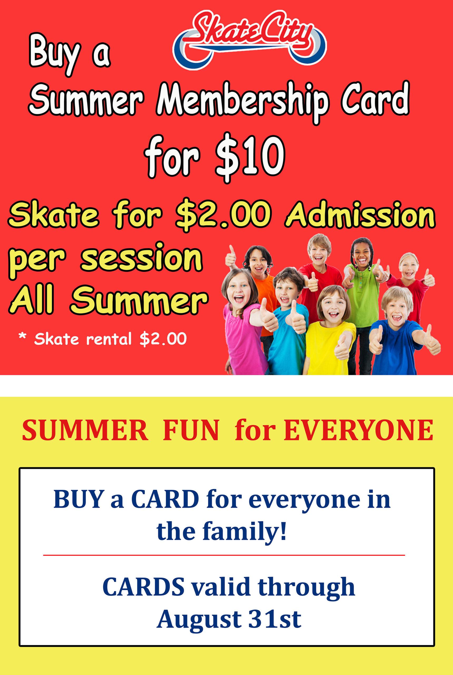 Summer Card KC west